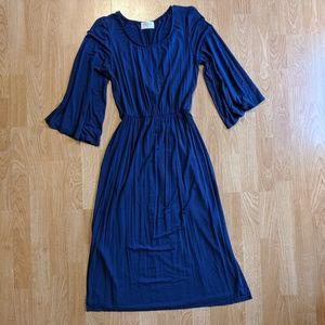 ❗ SALE❗Modcloth Everly Joyous Journey  Midi Dress